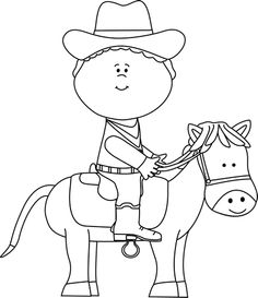 Wild West clipart cartoon Theme Search Google  Share