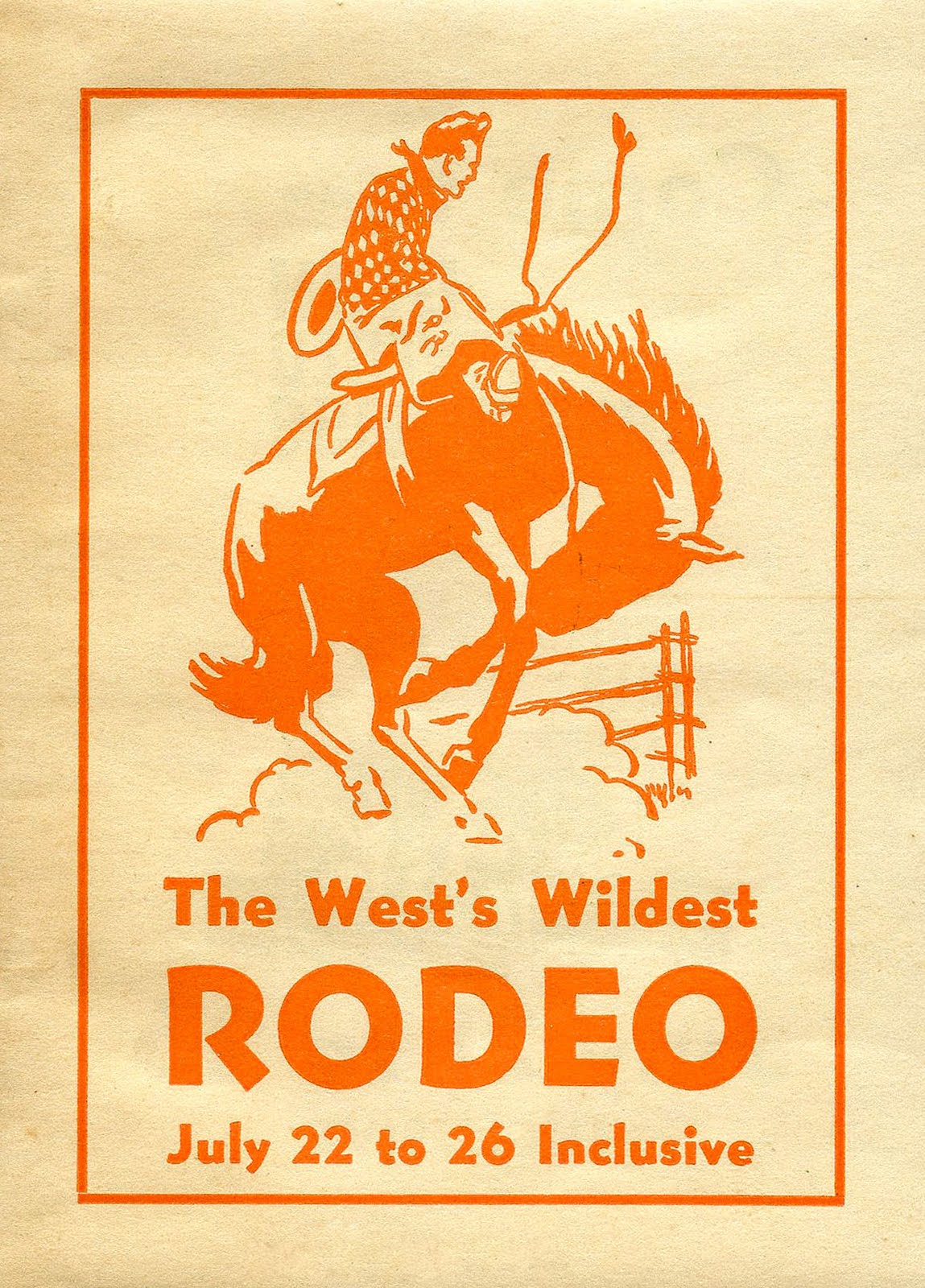 Wild West clipart rodeo West was sticker Rodeo Cowboy