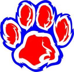 Wildcat clipart blue  Logo ClipArtHut KY Wildcat