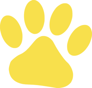 Wildcat clipart cat's paw Paw paw paw clipart clipart