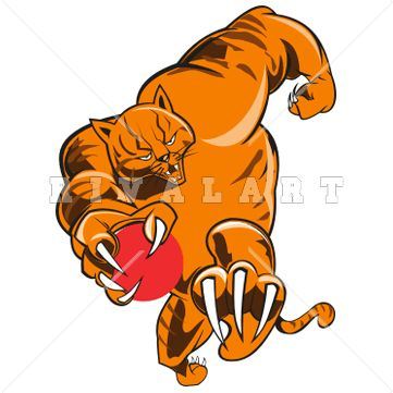 Wildcat clipart eagle claw Wildcat 17 ART FOR Pinterest