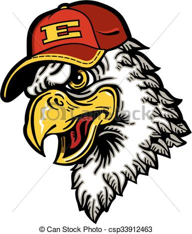 Wildcat clipart eagle claw Eagle mascot eagle baseball for