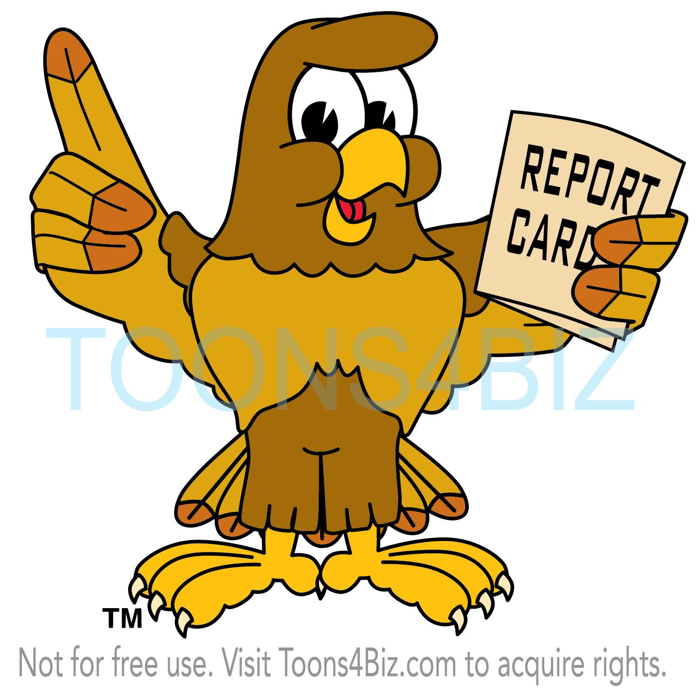 Wildcat clipart hawk  Clip clipart mascot clipart
