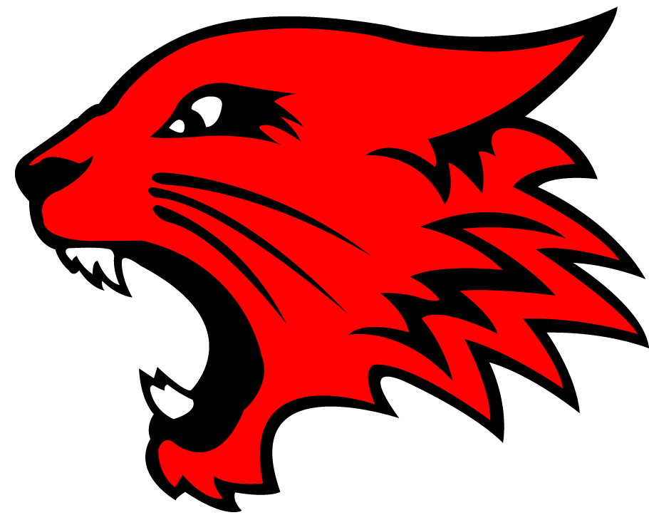 Wildcat clipart bird claw Wildcat Wildcats mascot school collection