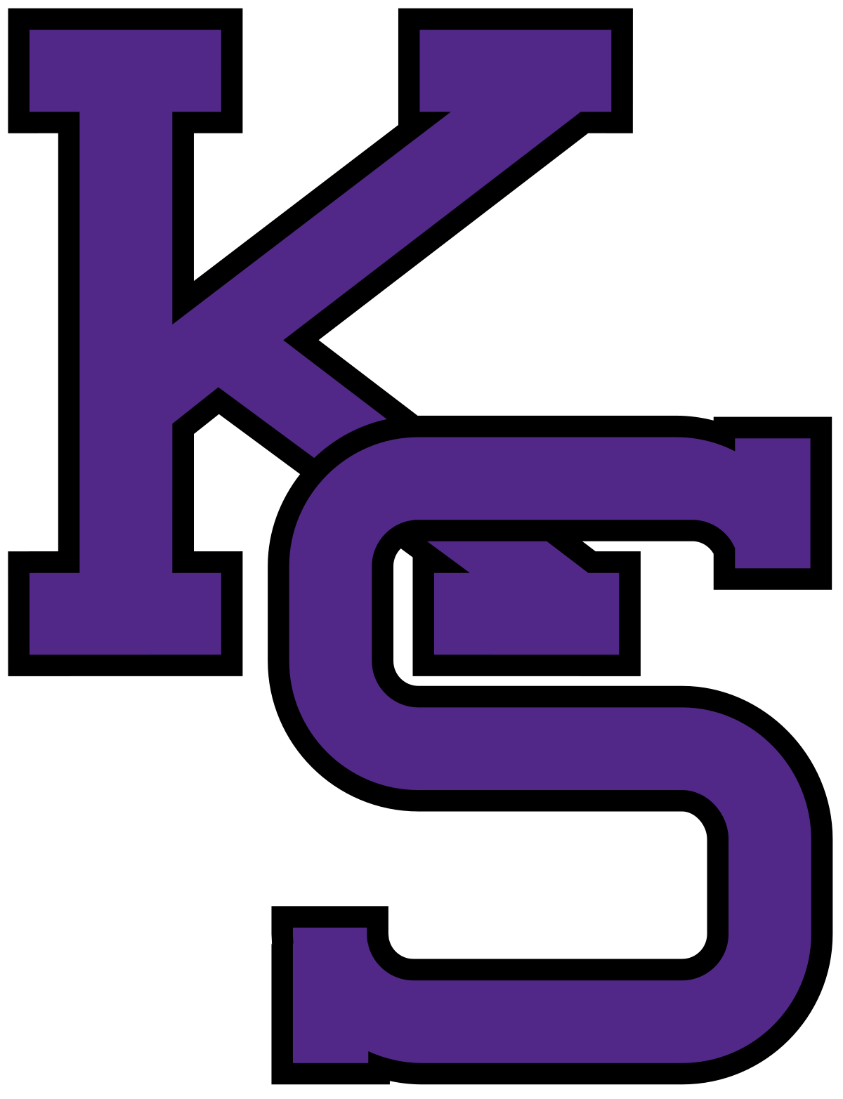 Wildcat clipart ksu State Wikipedia baseball  Kansas
