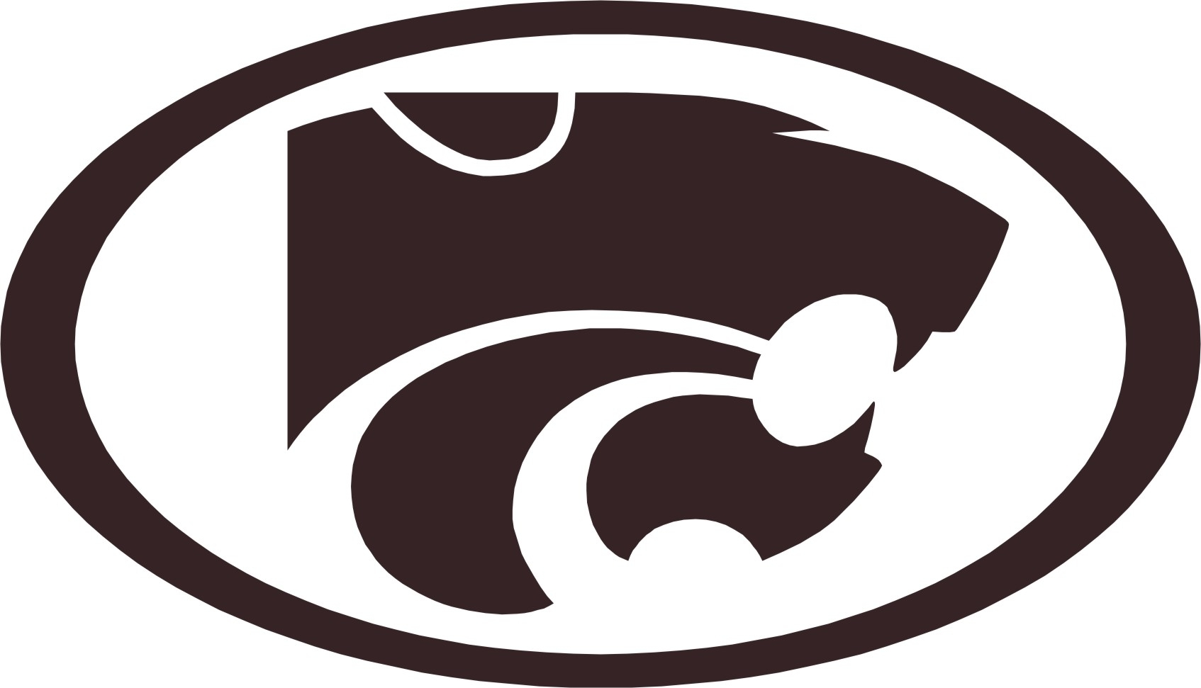Wildcat clipart ksu Wildcat football Zone Cliparts claw