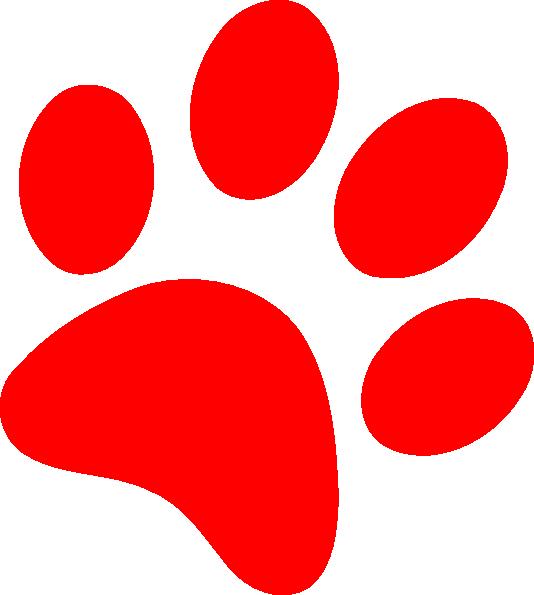 Bobcat clipart lion paw Wildcat Free Clipart Panda Images