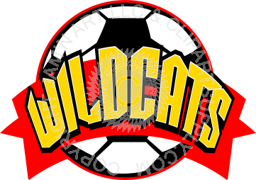 Wildcat clipart soccer Wildcats logo logo ball soccer