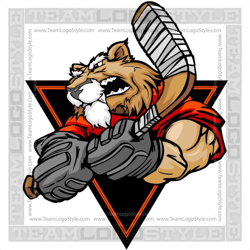 Wildcat clipart softball Clip Hockey Clipart  Wildcat