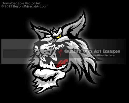 Wildcat clipart sport 1141 Mascot Clipart Mascot Mascot