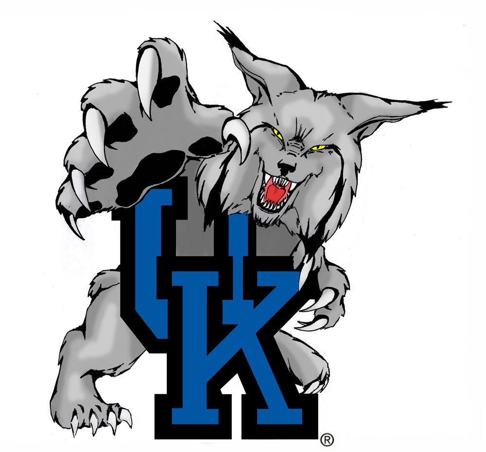 Wildcat clipart university kentucky Of Logo University Kentucky Kentucky