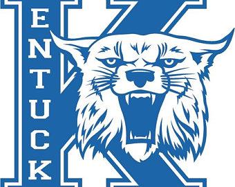 Wildcat clipart university kentucky Of Wildcats University Football Kentucky