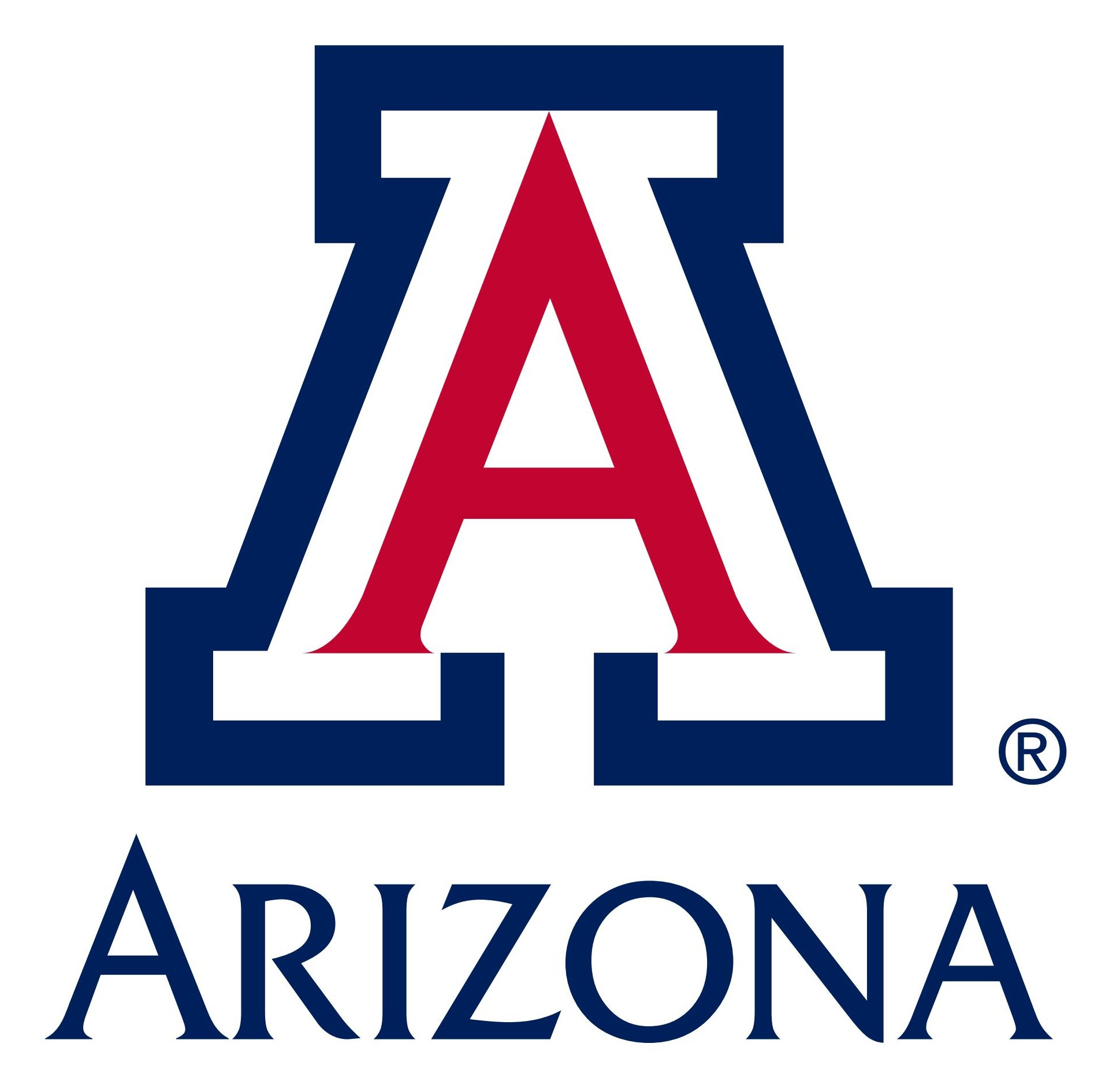 Wildcat clipart cartoon FIRE University Arizona  of