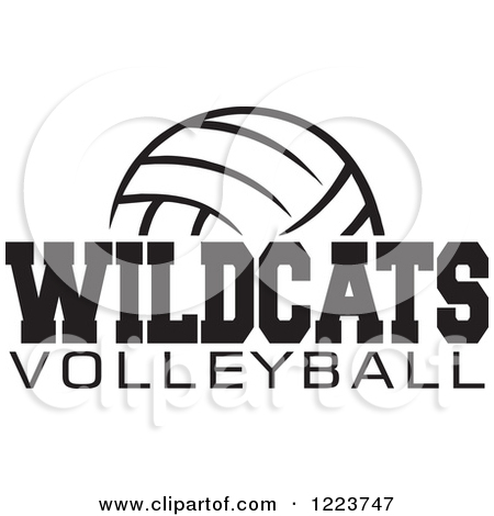 Simple clipart volleyball #15