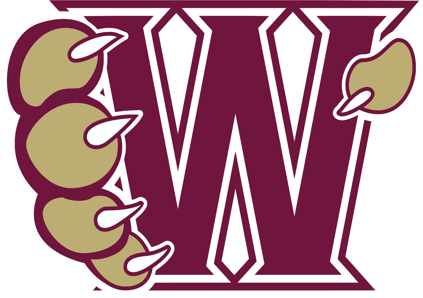Wildcat clipart whitney Wildcats and Heads Football
