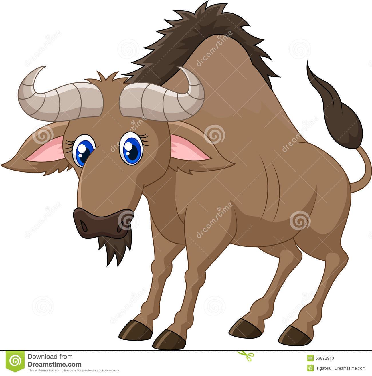 Wildebeest clipart cartoon Images Clipart Wildebeest Clipart wildebeest%20clipart%20