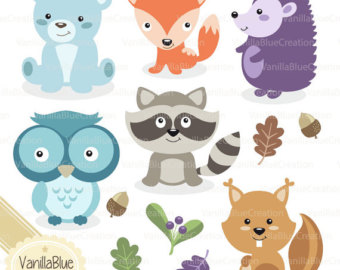 Hedgehog clipart forest animal Camping Clipart clipart clipart of