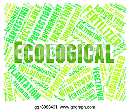 Wilderness clipart ecosystem Stock ecological day Stock Illustration