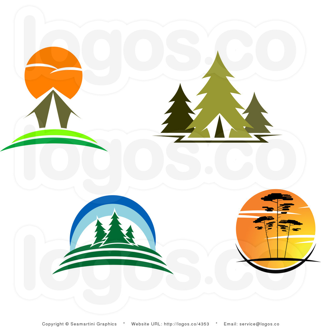 Wilderness clipart group tree Panda Free Clipart 20clipart Images