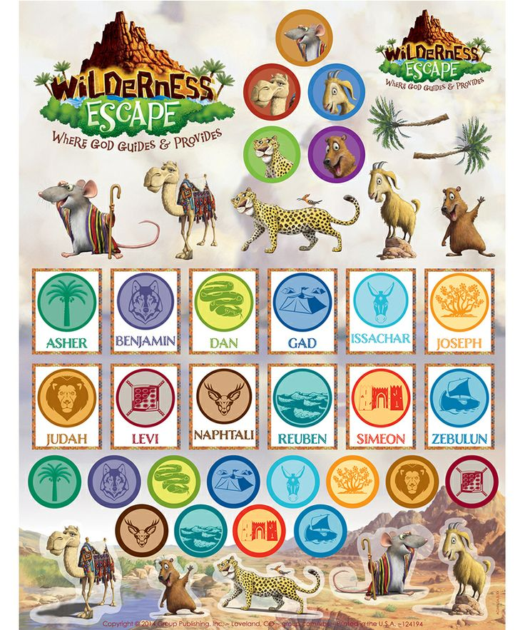 Wilderness clipart spring water Sheets) images EquippingKids on VBS
