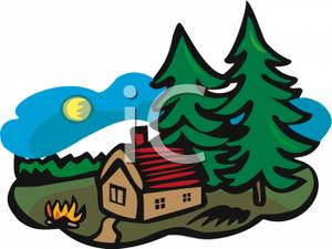Cottage clipart lake cabin Image Cabin Clipart Clipart Cabin