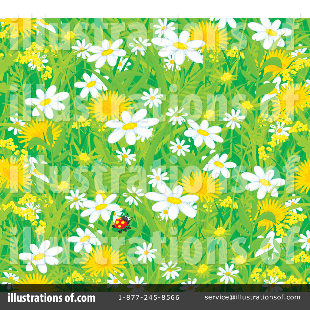Wildflower clipart royalty free Clipart Royalty Bannykh Wildflowers Free