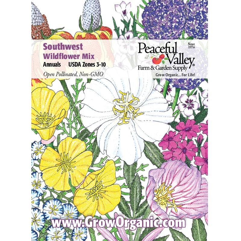 Wildflower clipart southwest (Pack) Southwest Wildflower Mix