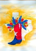 Wildflower clipart texas Wildflowers  free Country (TX)