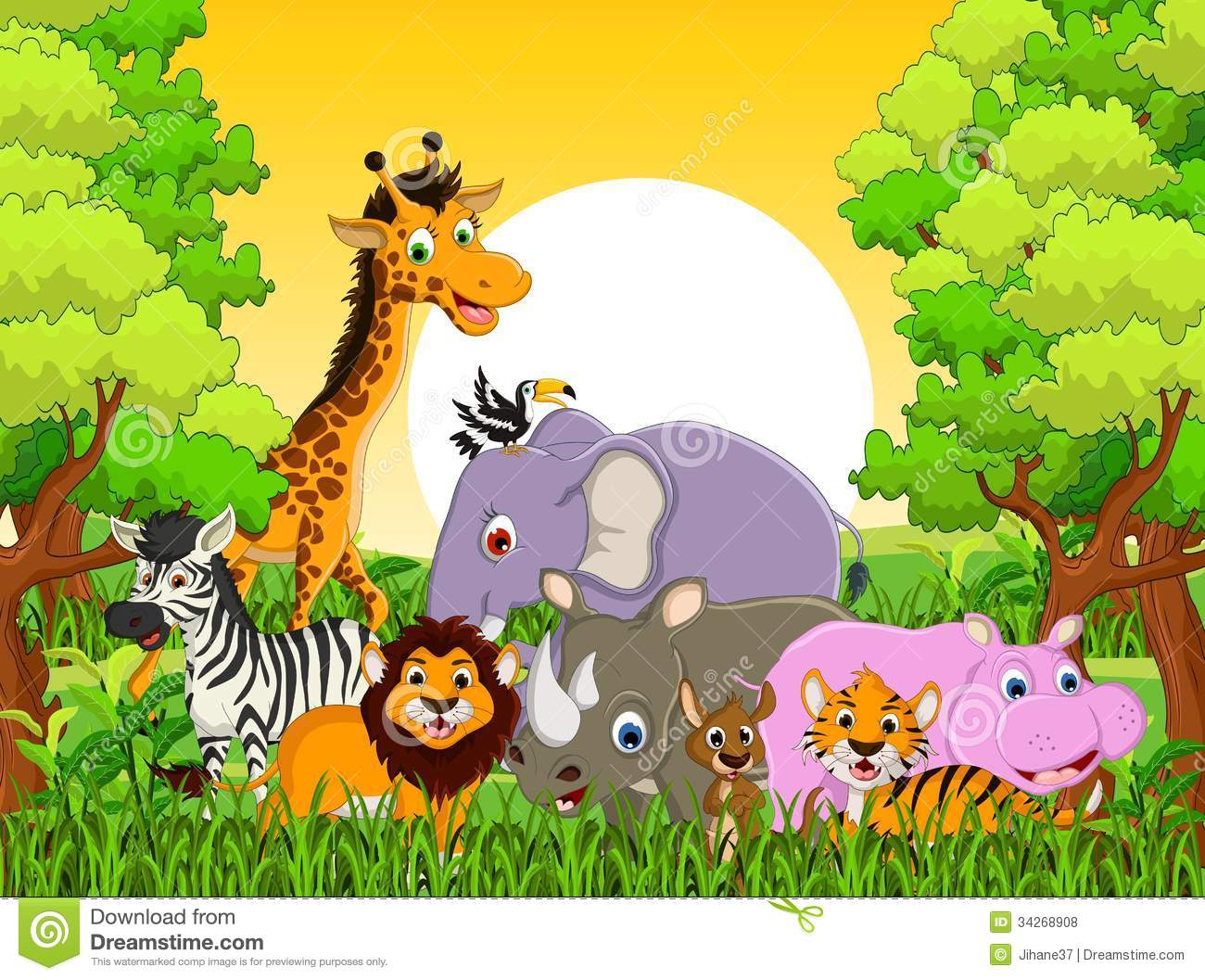 Wildlife clipart Wildlife Wildlife Clipart Clipart –