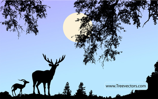 Wildlife clipart For wildlife in free (3