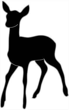 Wildlife clipart hans  Elk White Clip Similar