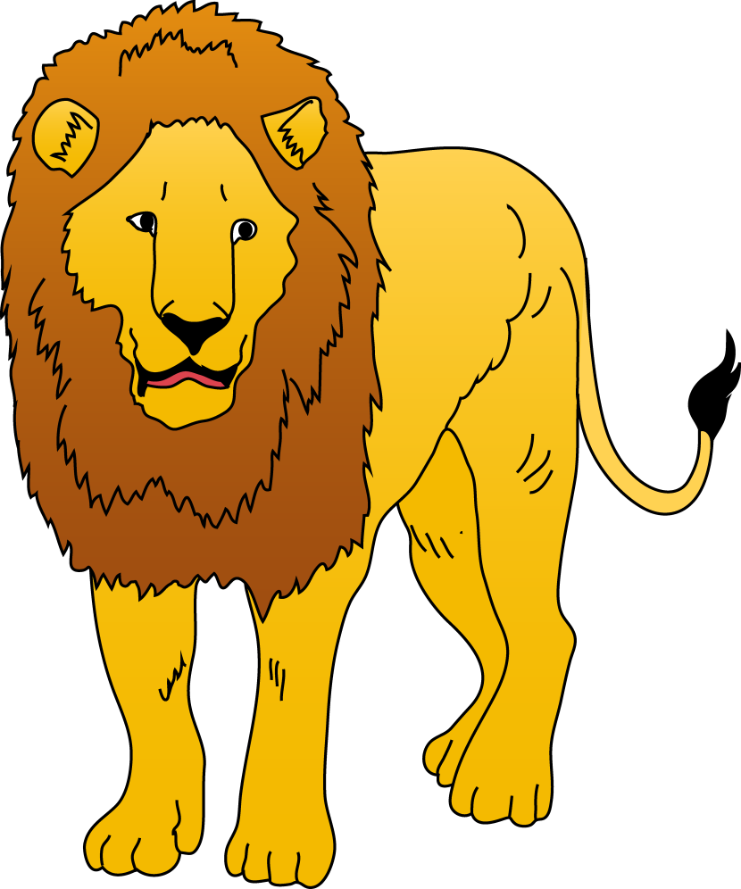 Animal clipart lion And Cliparting 3 clipart clipart