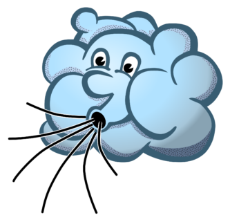 Wind clipart angry cloud ClipartPen #5895 Wind Wind «