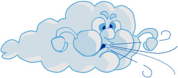 Wind clipart cute Images Free Clipart Free Panda