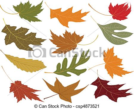 Wind clipart falling leave Leaves Clip Art blown fall