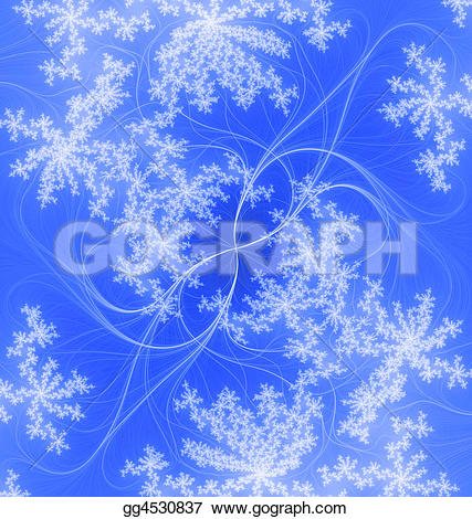 Wind clipart snowflake Wind Stock the Snowflakes wind