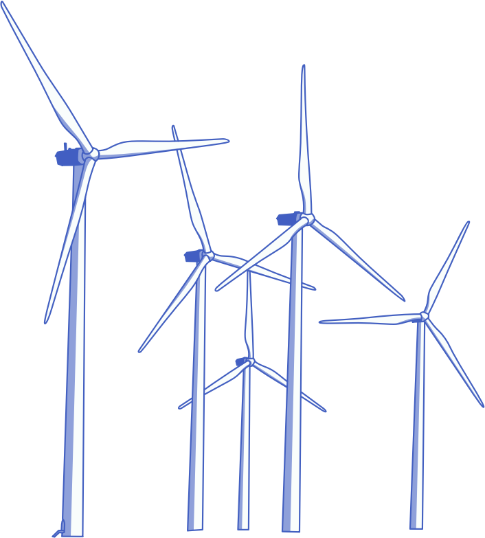 Wind Turbine clipart renewable resource Art Cliparting turbine art clip