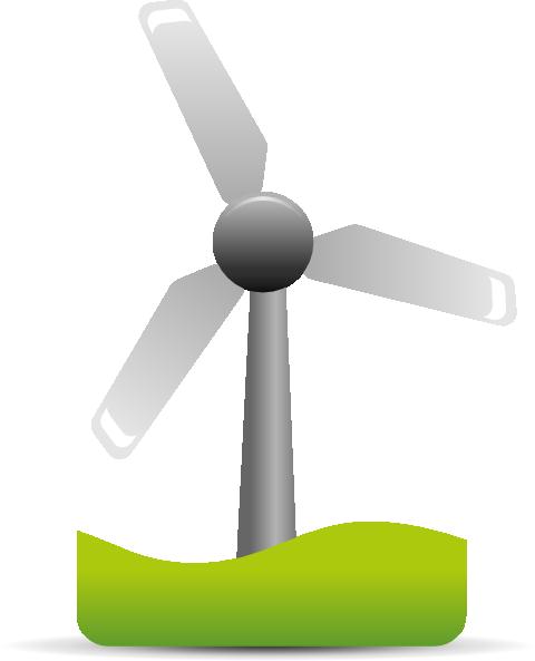 Wind Turbine clipart #15
