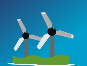 Turbine clipart wind turbine Com clip  Clip Wind