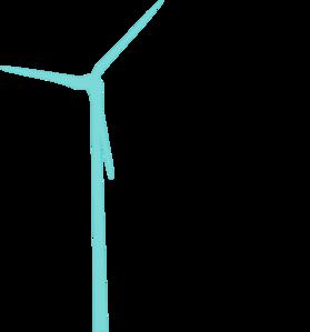 Turbine clipart wind turbine Clip Clip at vector Wind