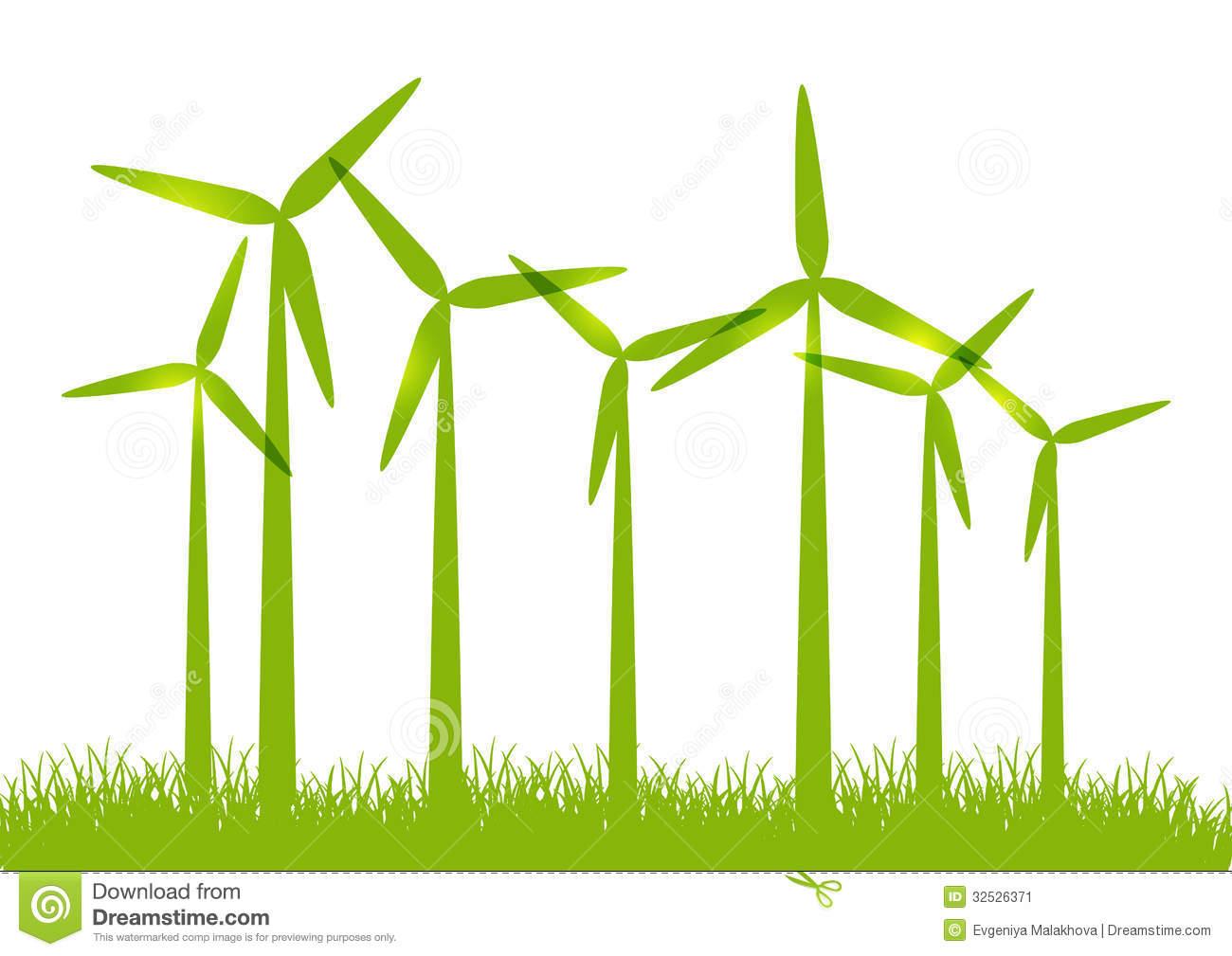 Turbine clipart wind power Wind Clipart (67+) green turbine
