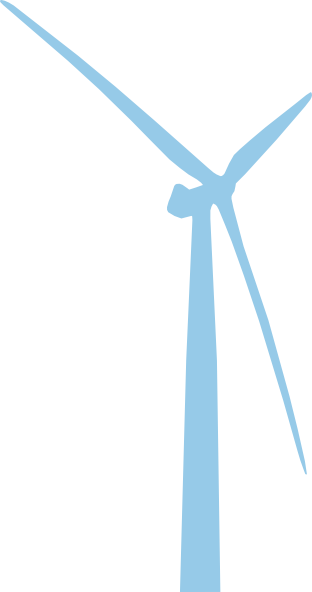 Wind Turbine clipart icon Clip Clker as: Icon Download