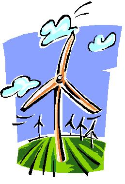 Wind Turbine clipart renewable resource On Name  Presentation emaze