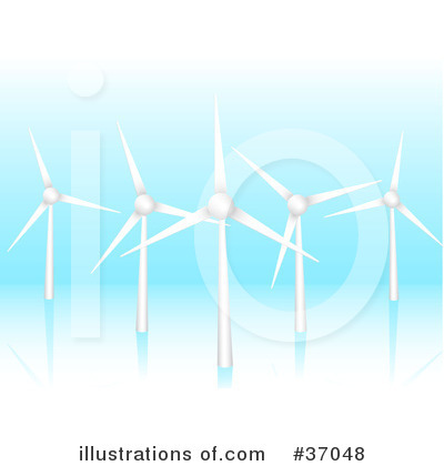 Wind Turbine clipart water turbine Wind elaineitalia Clipart (RF) Royalty