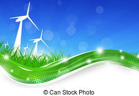 Turbine clipart wind power Stock power Wind power
