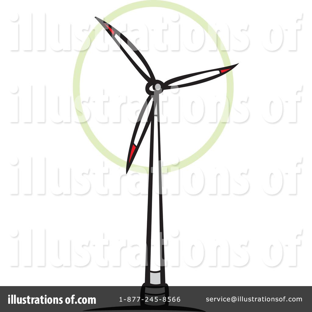 Turbine clipart wind turbine Xunantunich Wind Clipart by (RF)