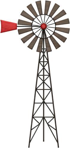 Windmill clipart Image Farmyard  Friends idees