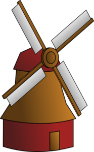 Windmill clipart old fashioned Clipart windmill%20clipart Clipart Clipart Images