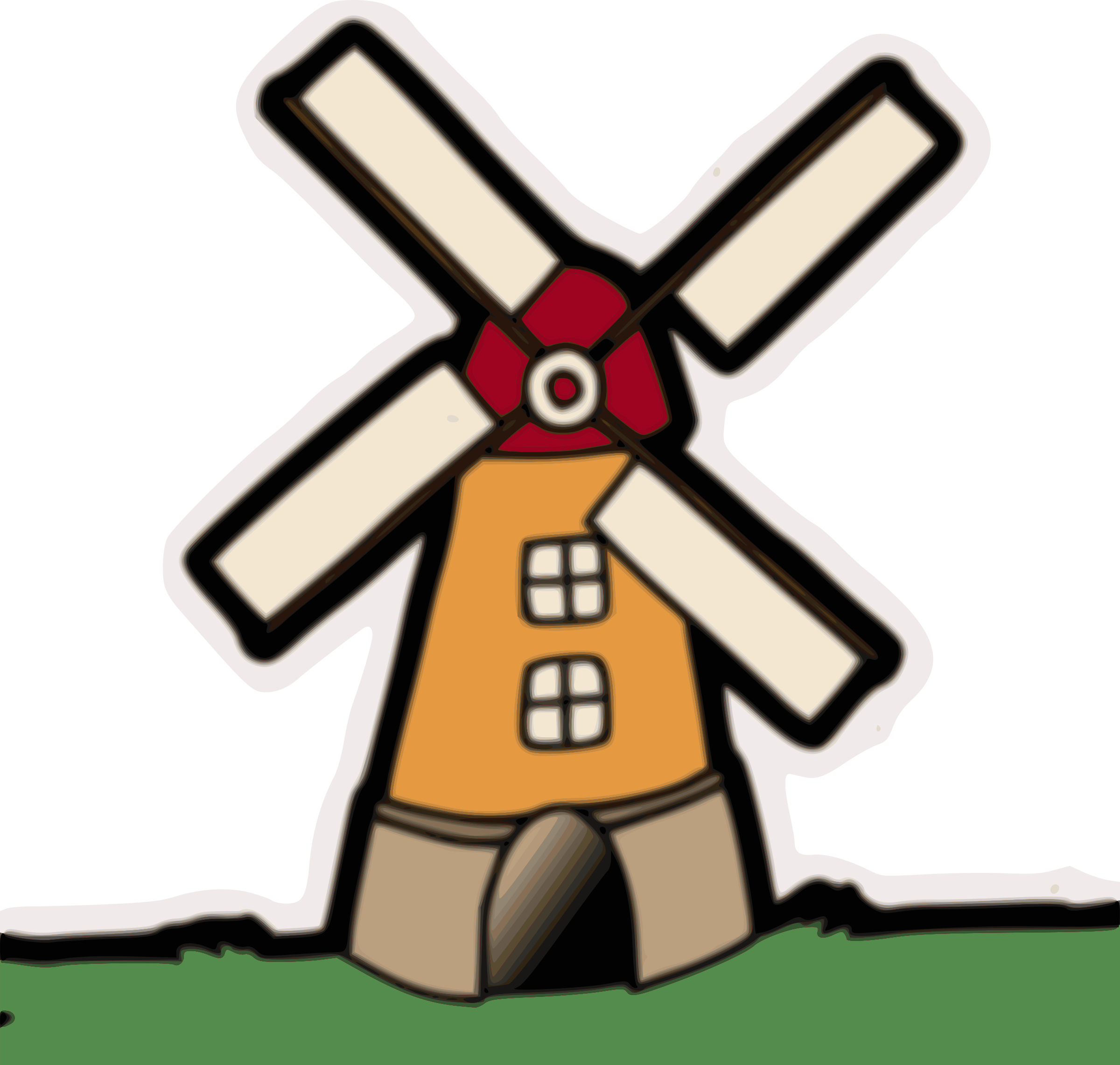 Windmill clipart Windmill Windmill Clipart