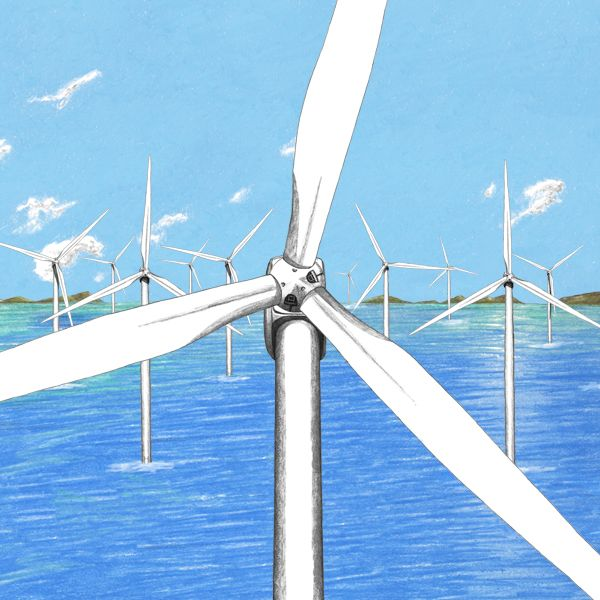 Windmill clipart air pressure Our Art direction wind turbines